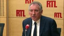 """Présidentielle 2017 : """"une élection présidentielle n'est jamais gagnée à l'avance"""" dit F.Bayrou"""