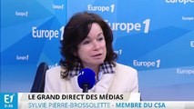 """Sylvie Pierre-Brossolette : """"Les chaînes de radio et de télévision ont très bien fait leur travail"""""""