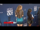 "Maitland Ward Shows Her Best Asset | ""Moms' Night Out"" Premiere Red Carpet Arrivals"