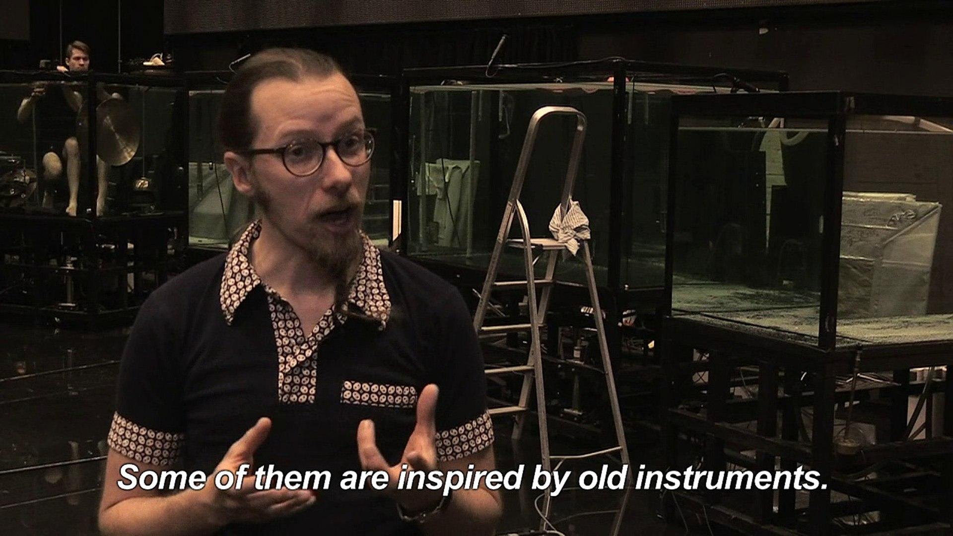 Danish musicians push boundaries with underwater show