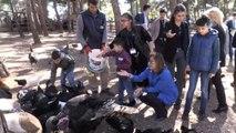 Çocukların, Coşkun Aral ile Foto Safari Keyfi