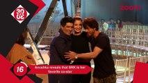 Shahrukh Is Anushka's Favorite Co-Star,Jacqueline Rejects Salman's JugalBandi