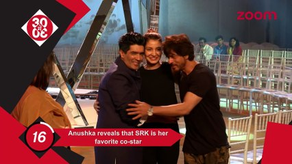 Shahrukh Is Anushka's Favorite Co-Star,Jacqueline Rejects Salman's JugalBandi