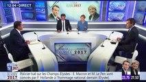 Quelles seront les stratégies d'Emmanuel Macron et de Marine Le Pen en vue du second tour ?