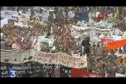 Le FN est à nouveau au second tour mais le discours de Macron n'a rien à voir avec celui de Chirac