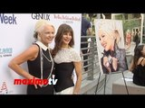 """The Gun, The Cake and The Butterfly"" Screening Red Carpet Arrivals w/ Amanda Eliasch"
