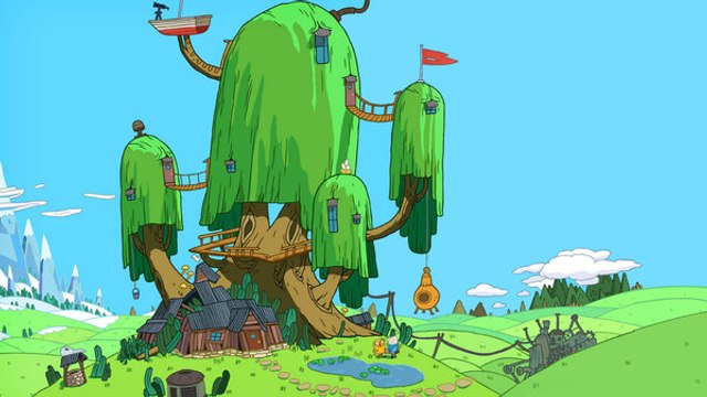 Watch Adventure Time (( Season 8 Episode 23 )) Full series Streaming,