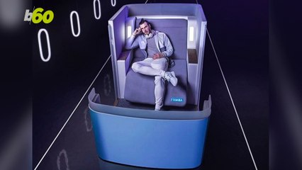 Try 'The World's Most Advanced Airline Seat'