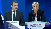 French voters push mainstream parties to the sidelines