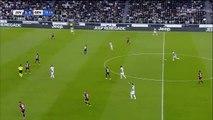 Incroyable But de Bonucci lors Juventus - Genoa