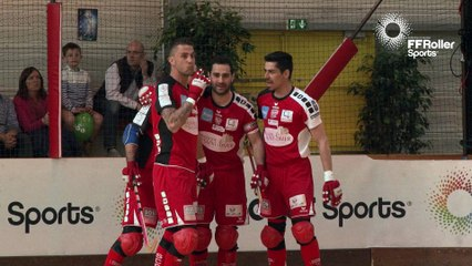 Final 4 rink Hockey 2017 : finale - interview de Fabien Savreux
