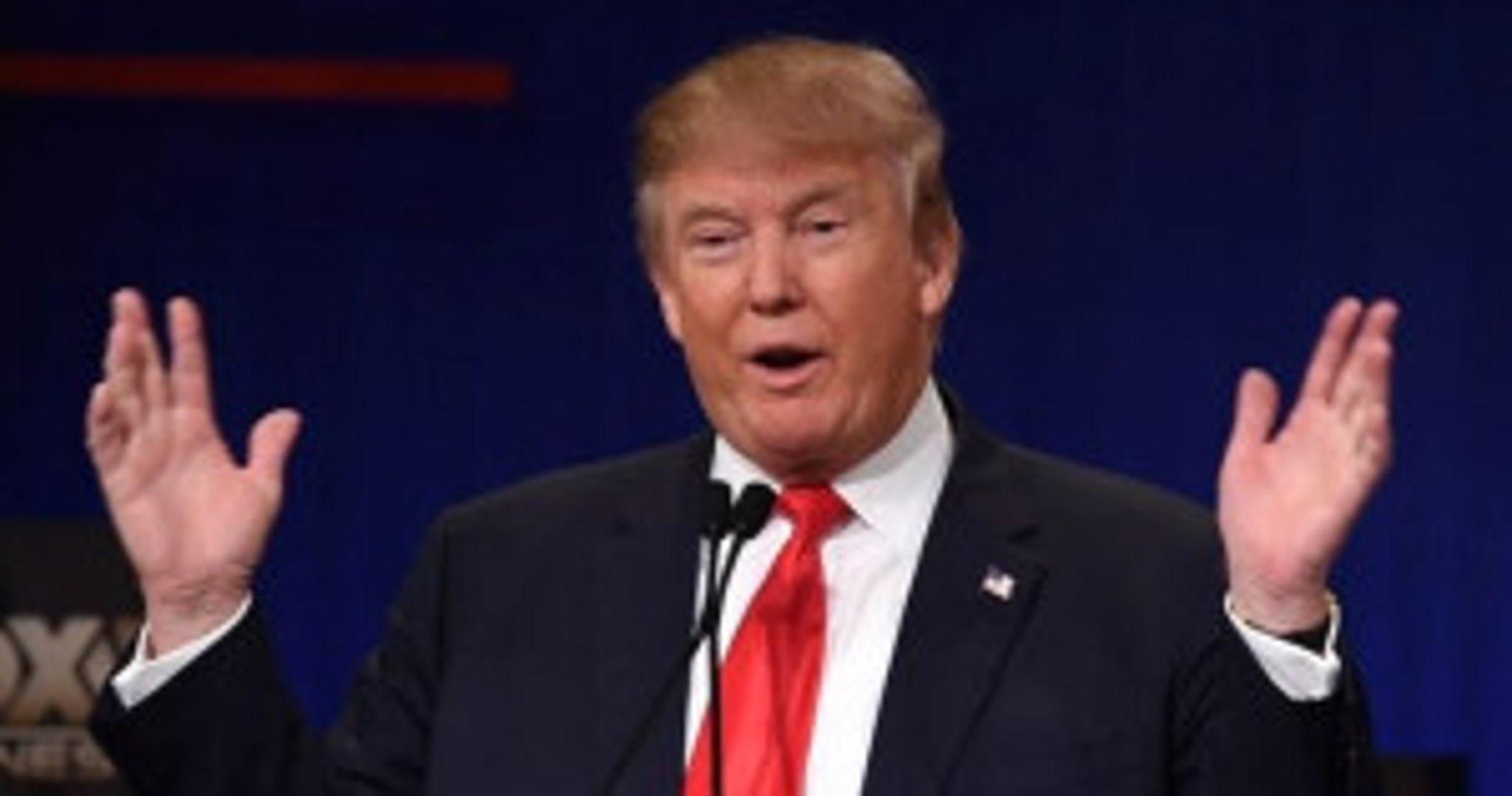 ABD Başkanı Trump, 1915 Oayları İçin 'Soykırım' Demedi, Büyük Felaket Dedi