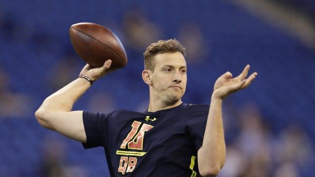 NFL Draft Stories: Davis Webb