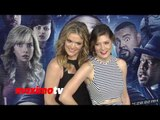Missi Pyle & Sister Meredith Pyle | Hot Sisters! | A Haunted House 2 World Premiere