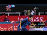 Table Tennis - Men's/Women's Singles - Qualification - London 2012 Paralympic Games