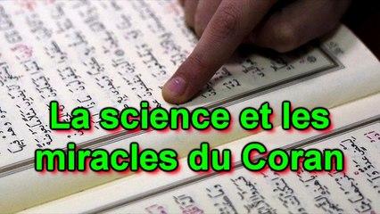 377 La science et les miracles du Coran