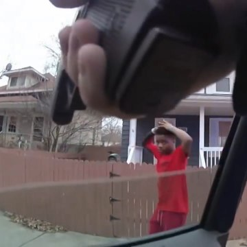 Children at gunpoint [Mic Archives]