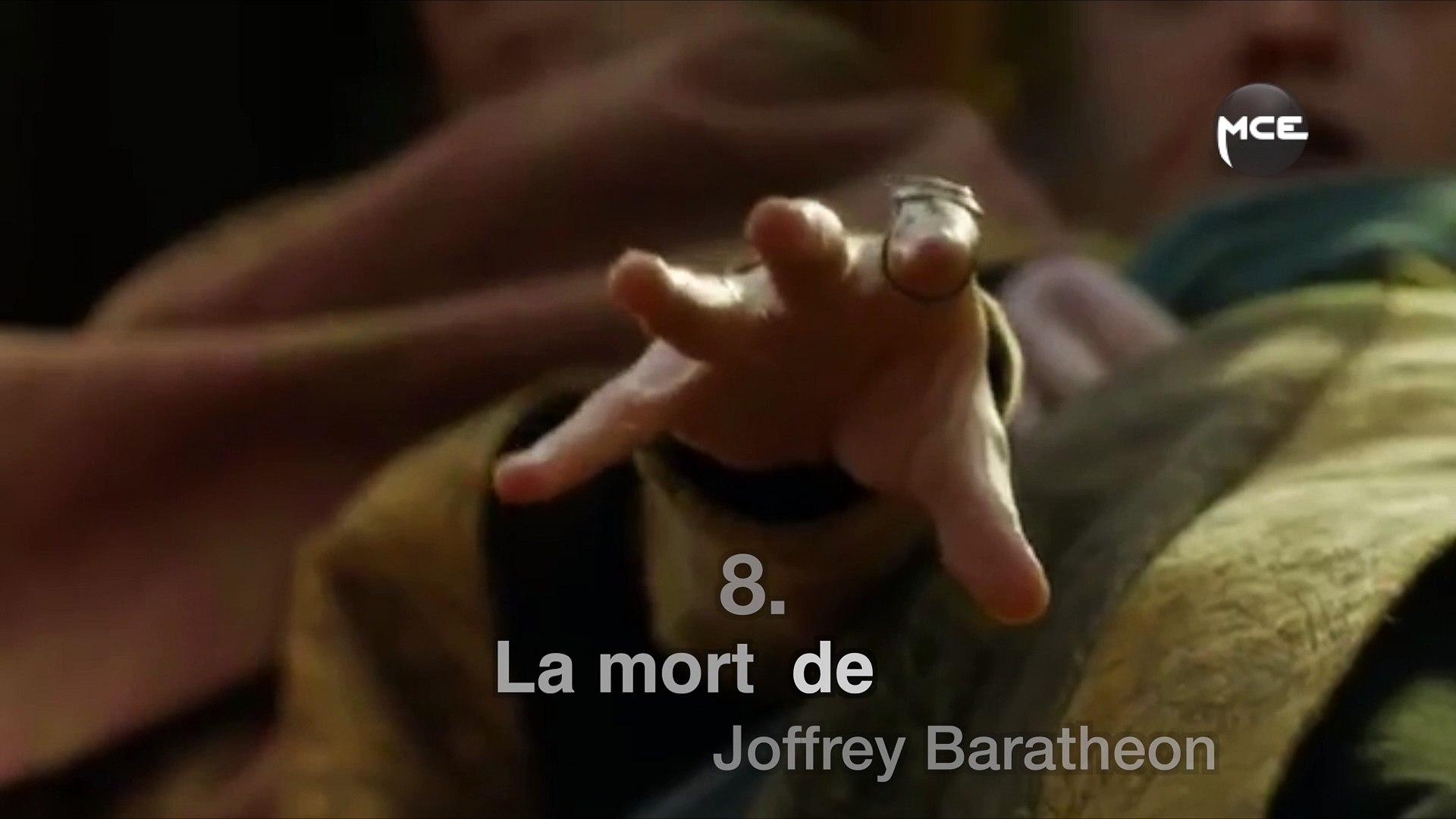 10 scènes les plus marquantes de Game of Thrones