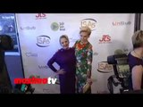 Charlene Tilton and Cherish Lee 5th Annual INDIE Series Awards ARRIVALS