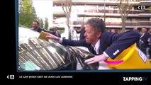 TPMP : le car wash sexy et drôle de Jean-Luc Lemoine (vidéo)
