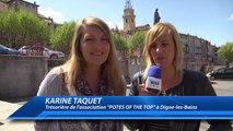 """Alpes de Haute-Provence : l'association """"POTES OF THE TOP"""" au top pour la venue de Grégory Montel"""
