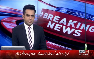 Urdu Bazar Operation- Bomb blast and firing during live coverage