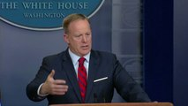 Sean Spicer: 'Hitler didn't even sink to using chemical weapons' during WWII