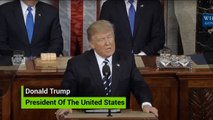 Donald Trump cites civil rights and criticizes 'hate and evil' in address to Congress