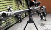 Bora 12 Milli Keskin Nişancı Tüfeği