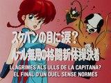 Ranma 013 - Llàgrimes als ulls de la capitana. El final d'un duel sense normes. [CAT]
