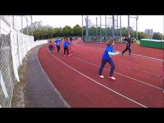 Animation Athlétisme Villejuif le 22/04/2017 Marche Athlétique Poussines