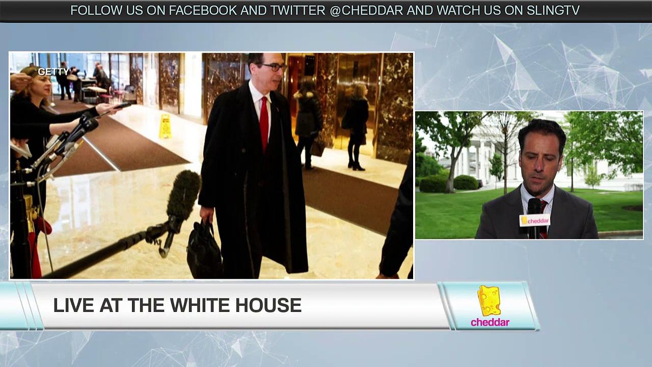 Jon Steinberg Breaks Down Today's White House Press Briefing