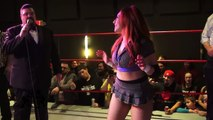 [Free Match] Veda Scott vs. Jordynne Grace - Beyond Wrestling State Of The Art (SHIMMER, S