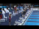 Swimming - Women's 100m Freestyle - S11 Final - London 2012 Paralympic Games