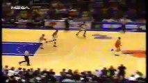 1993 NBA playoffs ecf game 5 Chicago Bulls-New York Knicks part 2/2