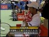 Sydney 2003 Final - Ferrero vs Lee part 1/3
