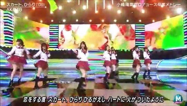 小嶋陽菜卒業メドレー