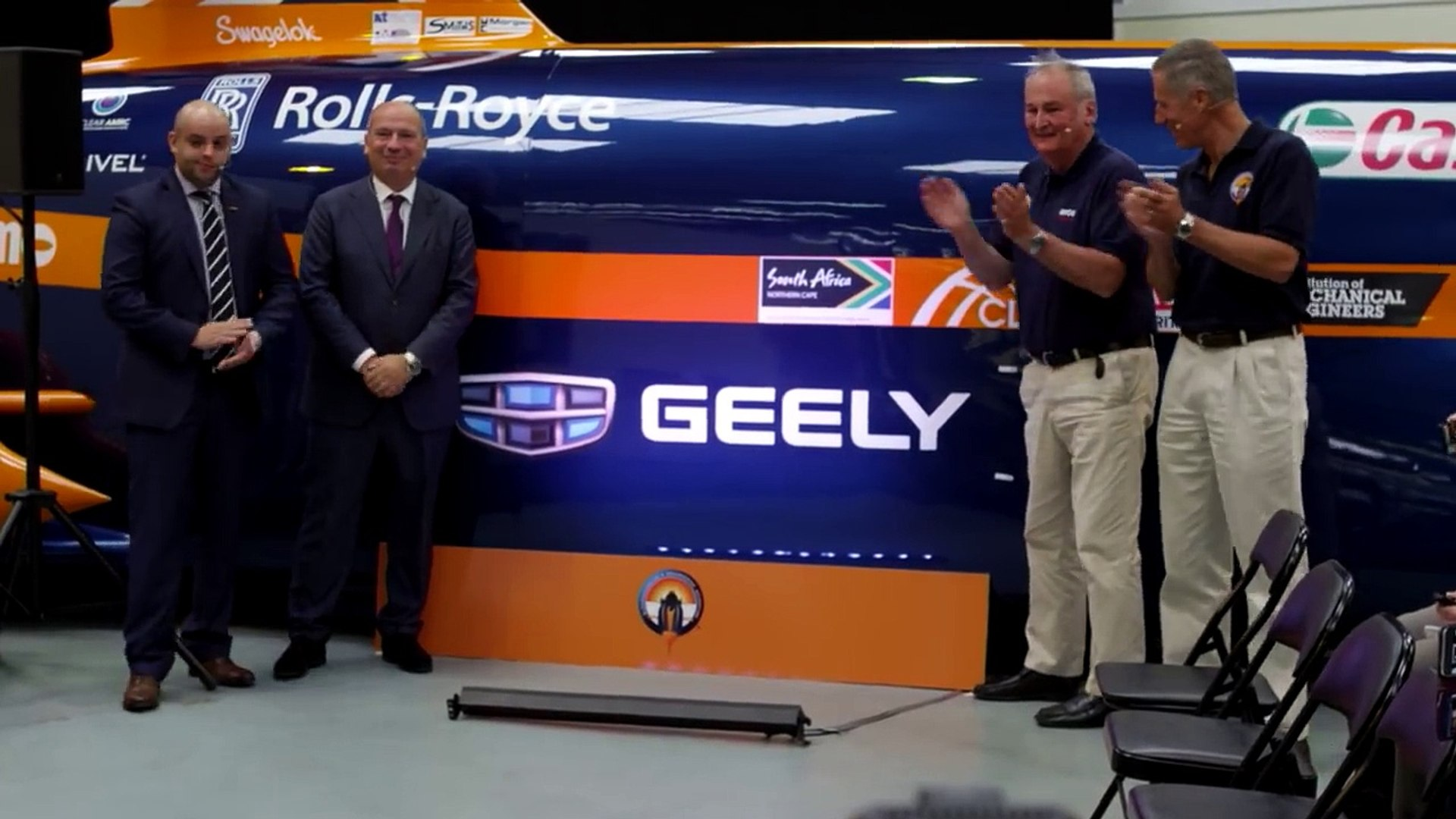 Geely announced as new lead partner for The BLOODHOUND Project-Z3e6dvKqUjM