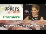 "Candace Cameron-Bure ""Muppets Most Wanted"" World Premiere ARRIVALS"