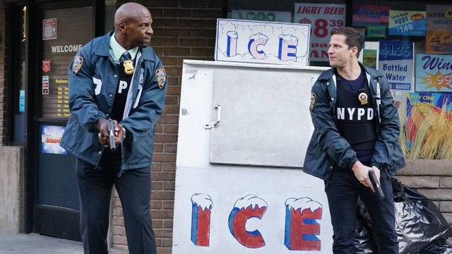 Brooklyn Nine-Nine ( Season 4 Episodes 16 ) Streaming HD ~~ Full Episode
