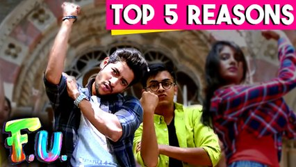 Top 5 Reasons To Watch FU - Friendship Unlimited   Teaser Out   Akash Thosar   Marathi Movie 2017