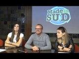 Napoli - Gigi D'Alessio presenta la nuova era di Made in Sud (14.03.17)