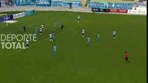 Un gardien marque un but incroyable de plus de 90 mètres