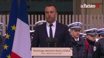 « Je souffre sans haine » : l'hommage bouleversant du compagnon de Xavier Jugelé