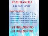 Hot Deal in 19th Floor 3 BHK 1775 Sq.ft in Ramprastha The Edge Tower Sector 37D Gurgaon