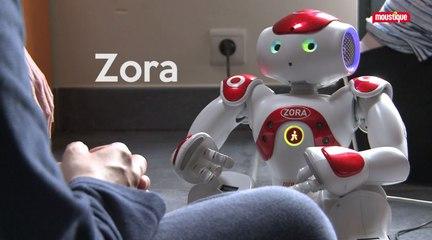 Zora, ce robot qui nous veut du bien