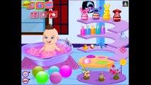 Baby Bathing 2 Baby Games ❤ Jeux de bébé - Baby games - Jeux de bébé - Juegos de Ninos