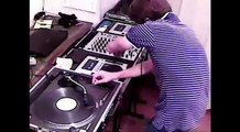 Technics SL1210 MK2 dance commerciale anni 90 Bay mix Gianni Cenerino DJ