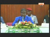 PDCI-RDA: Henri Konan Bédié a présidé la 1ère réunion du secrétariat exécutif de son parti