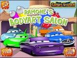 Реймон Бодиарт салон игры Дисней автомобили дети автомобиль игры, канал для детей